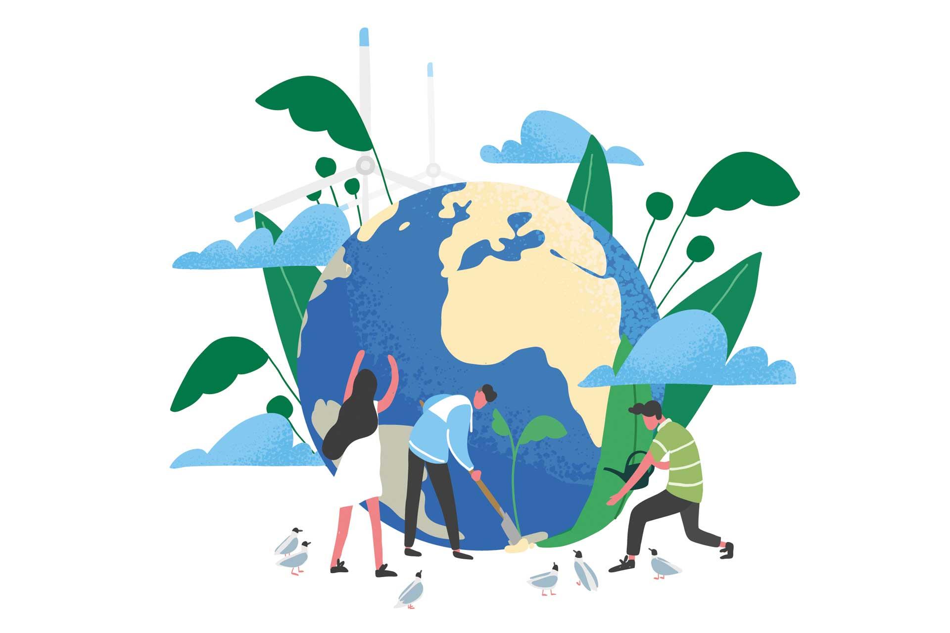 Earth Care Challenge Nr. 3: Produziere keinen Abfall