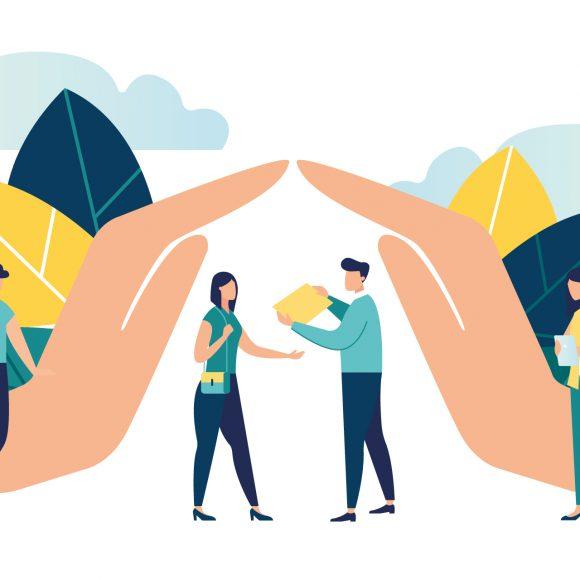 People Care Challenge Nr. 3: Teile, anstatt zu kaufen